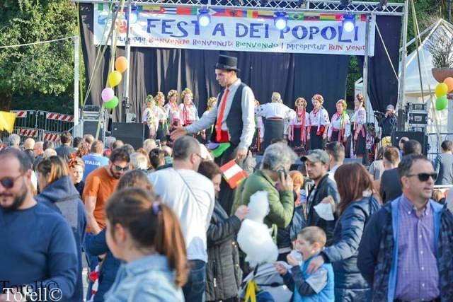 Chieti, 'Festa dei Popoli': ecco il programma