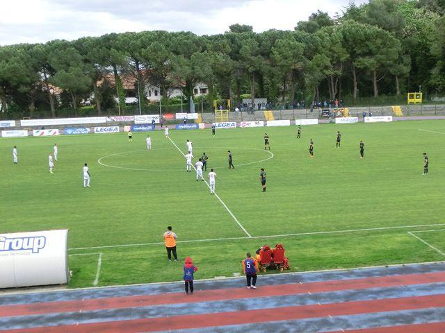 Francavilla – Savignanese 2-2, sfuma il sogno play off per i giallorossi