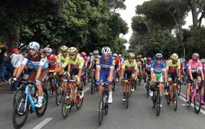 Giro d'Italia, tappa Tortoreto-Pesaro: ecco le strade interessate