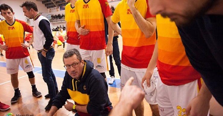 Basket, Giulianova sfiora l'impresa a Rimini