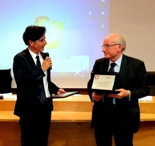 La Società Italiana della Scienza e dell'Ingegneria nomina Advisor il professor Donato Carlea