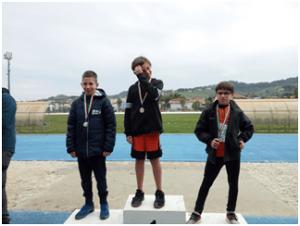 L'IC Atri si qualifica alla finale nazionale dei giochi sportivi studenteschi