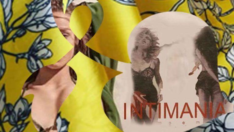 INTIMANIA Abbigliamento Alba Adratica Tribute to Yellow il fresco colore dell'estate!