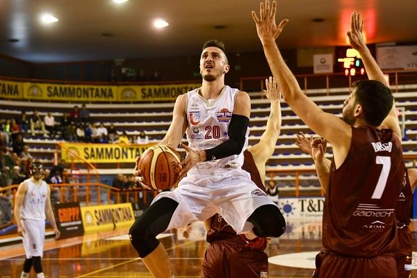 Basket, Amatori Pescara batte Nardò e va in finale
