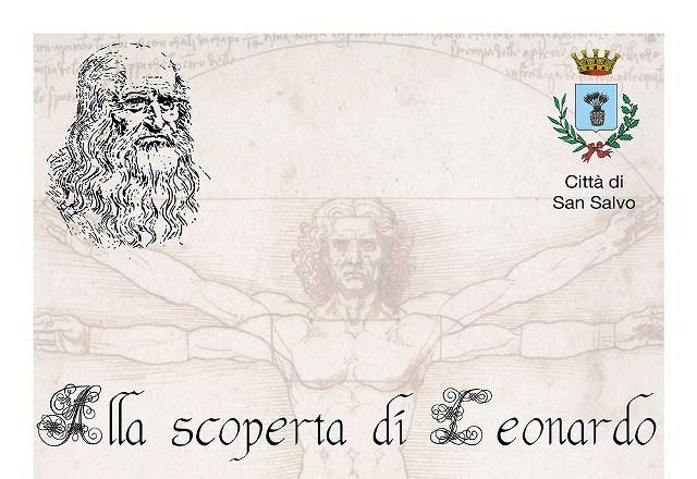 San Salvo, 'Alla scoperta di Leonardo' al Centro culturale Aldo Moro