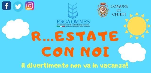 Centro estivo di Erga Omnes a Chieti Scalo