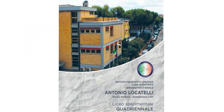 Ist. Aeronavale Antonio Locatelli Dalla Prima Infanzia al Liceo. UN PERCORSO INNOVATIVO, ITALIANO, INTERCULTURALE Grottammare (AP)