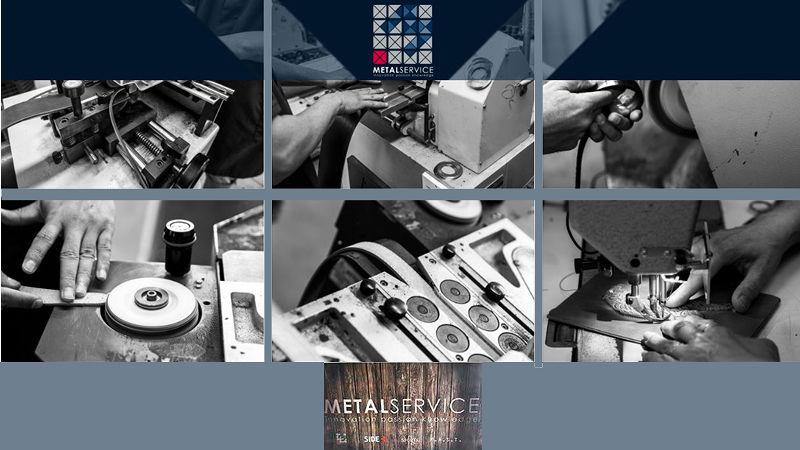 METAL SERVICE Fashion Accessories Produzione anche per Conto-Terzi OUTLET STORECorropoli (TE)