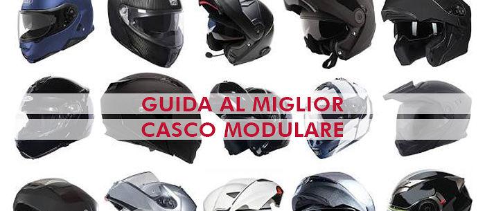miglior casco modulare