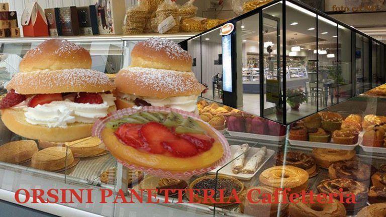 PANETTERIA ORSINI Giulianova Lido (TE) Caffetteria Un gustoso momento per la spesa