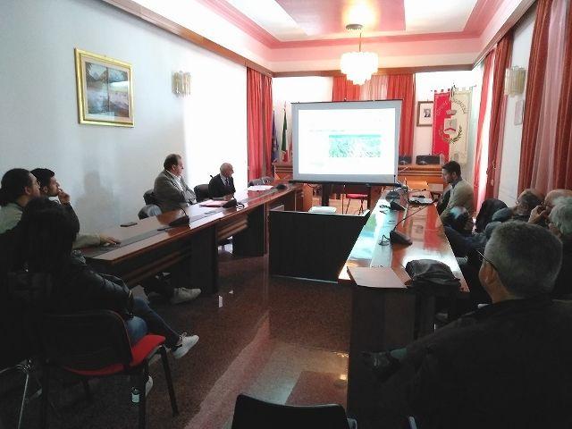 Fossacesia, presentato in Comune il sistema di digitalizzazione delle pratiche edilizie