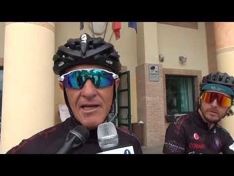 Roseto, missione compiuta per Roberto e Luisito: raggiunta Medjugorje in bici NOSTRO SERVIZIO