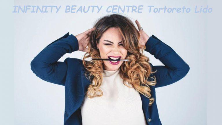 INFINITY BEAUTY CENTRE Istituto di Bellezza servizi Macke Up ed Estetica PRENOTA DIRETTAMENTE su Facebook Off Pg
