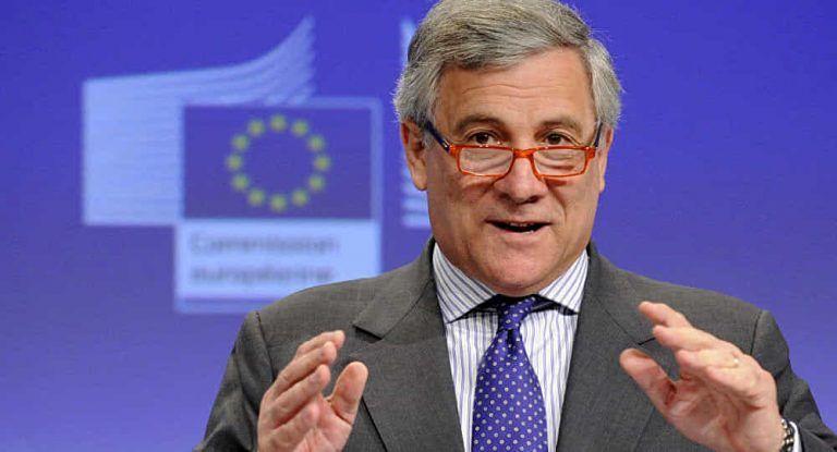 Sant'Egidio, il presidente del Parlamento Europeo sottoscrive la lettera d'intenti di Just Mission