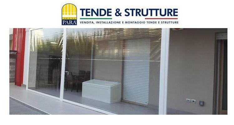 TENDE E STRUTTURE Alba Adriatica Distributore Ufficiale PARA' TEMPOTES