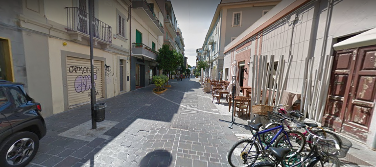 Pescara, via libera al recupero di via Piave