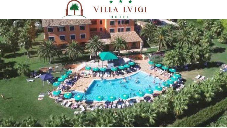 HOTEL RISTORANTE VILLA LUIGI il giusto consiglio agli amici che vogliono trascorrere le vacanze in Abruzzo con te!