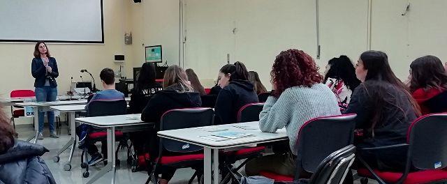 Studenti aspiranti Oss in visita all'ospedale di Lanciano per conoscere il mondo del volontariato