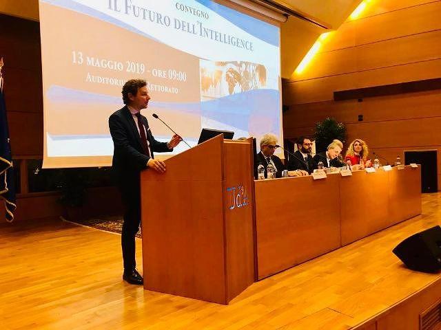 'Il Futuro dell'Intelligence', Antonio Zennaro all'Università di Chieti