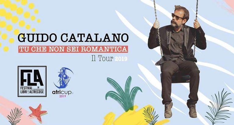 Atri Cup: al penultimo appuntamento, attesi il poeta Catalano e il chitarrista della PFM Mussida