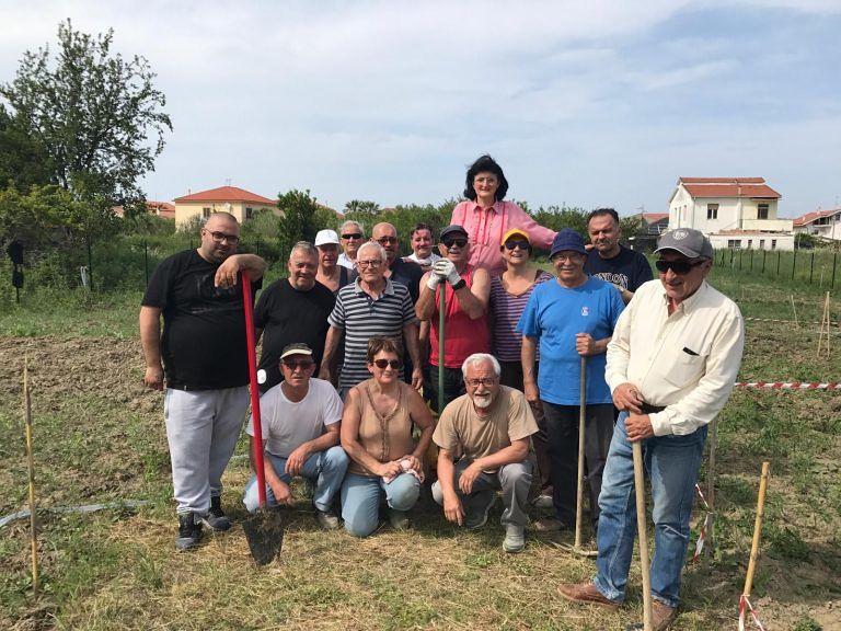 Pescara, orti sociali coltivati dai senza dimora