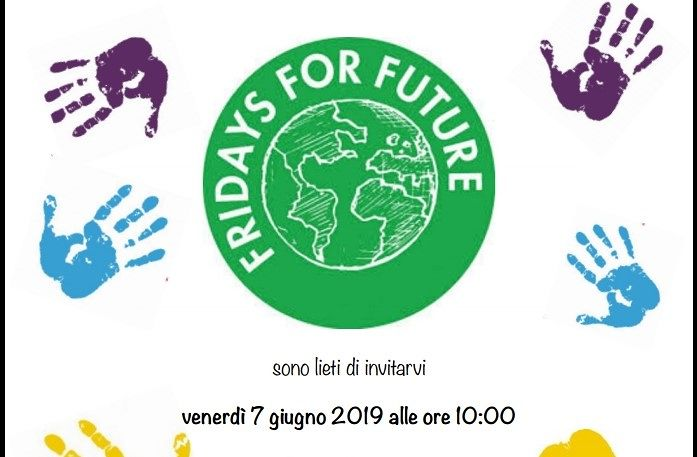 Colonnella, il futuro è nelle nostre mani: manifestazione dei ragazzi delle scuole