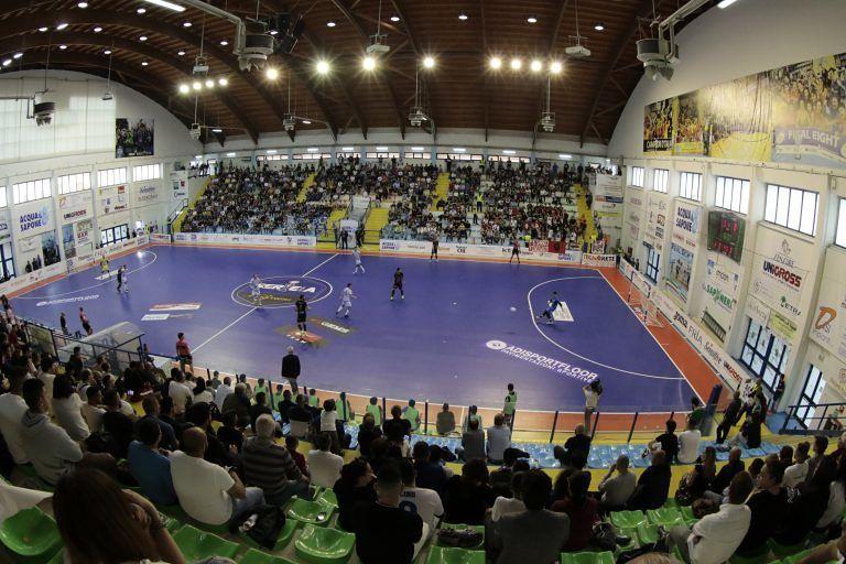 Futsal, verso il tutto esaurito a Montesilvano per la finale scudetto tra Acqua e Sapone e Pesaro