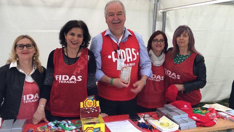 Teramo, la Fidas celebra la Giornata Mondiale per la Donazione di sangue