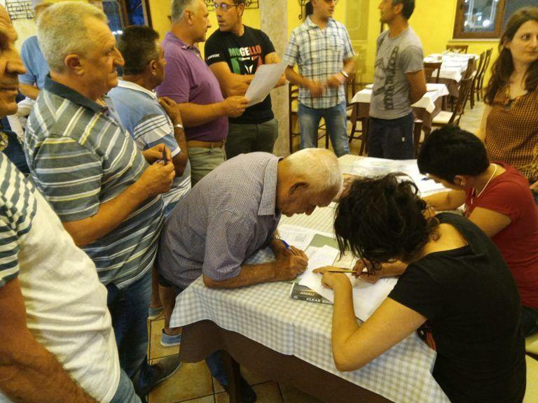 Atri, raccolta firme per la chiusura della discarica di Santa Lucia