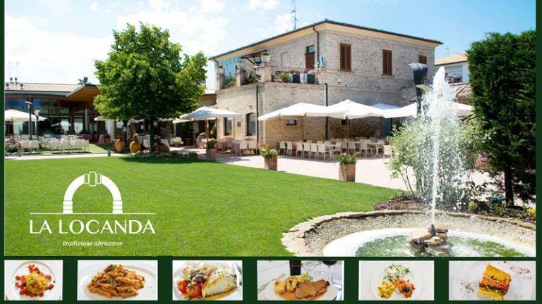 LA LOCANDA della tradizione Sapori ed Accoglienza autentici Abruzzesia Corropoli (TE) Contatta LA LOCANDA per il tuo banchetto Indimenticabile!