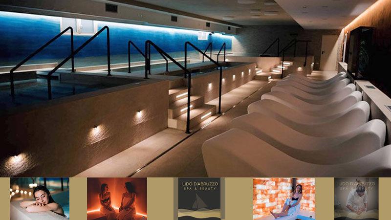 """LIDO D'ABRUZZO Spa&Beauty """"Il nostro obiettivo il tuo benessere"""" Aperto anche per tutto il mese di Agosto Roseto degli Abruzzi (TE)"""
