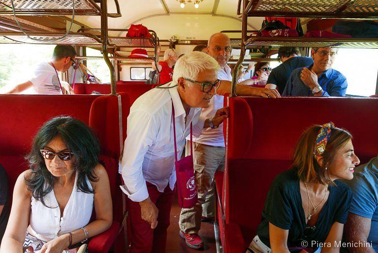 Treno del vino sulla Transiberiana d'Italia: appuntamento il 14 luglio