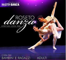L'ASSOCIAZIONE CULTURALE ROSETO DANZA è lieta di annunciare I SAGGI DI Fine anno accademico 2018/2019