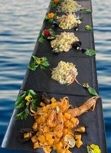 CHALET & RESTAURANT LA TARTARUGASpecialità di pesce Vista mare! Lungomare Sirena, 59 Tortoreto Lido (TE)