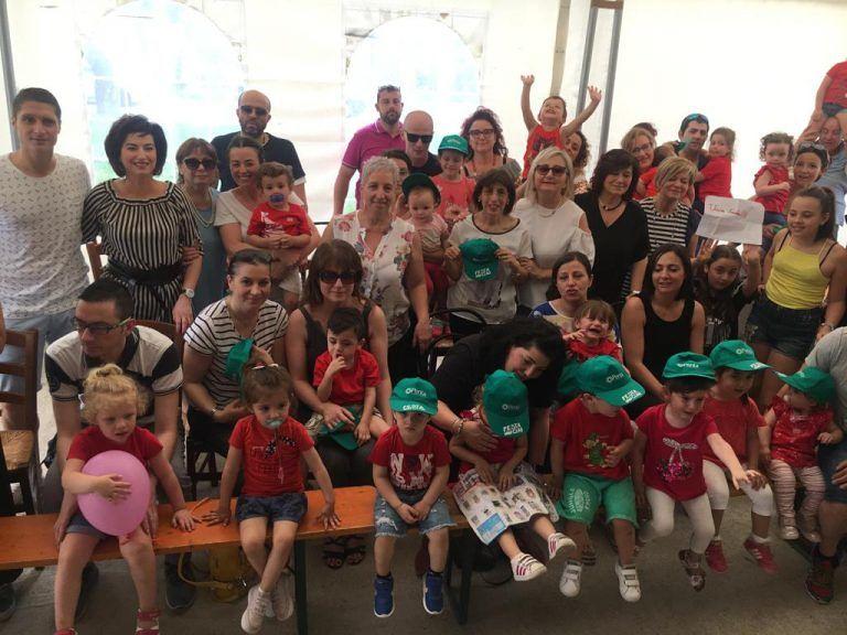 L'asilo nido Accademia di Pollicino festeggia la fine dell'anno scolastico in fattoria FOTO