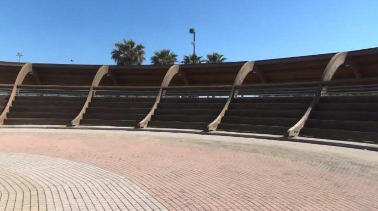 Giulianova, anfiteatro sotto l'azione dei vandali e del tempo. Servono manutenzioni