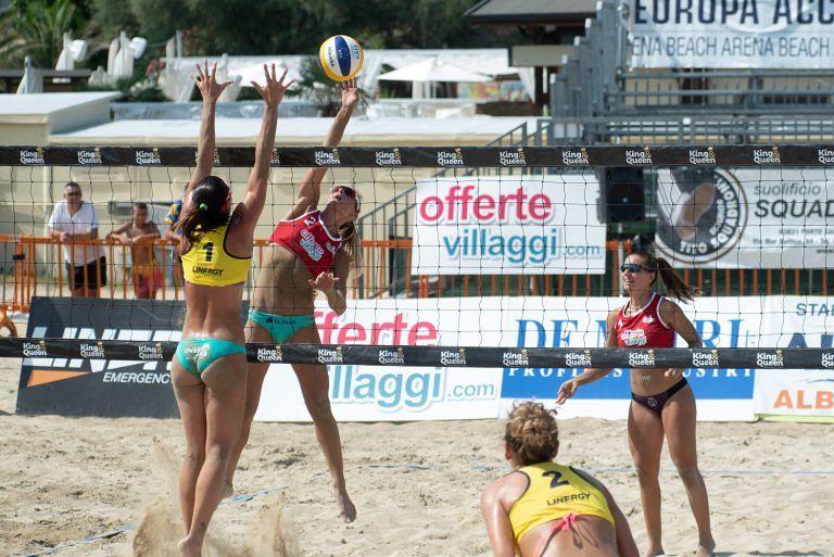 Beach volley: record di coppie iscritte alla tappa del World Tour di Alba Adriatica