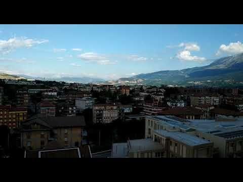 Black out a L'Aquila: allarmi impazziti VIDEO