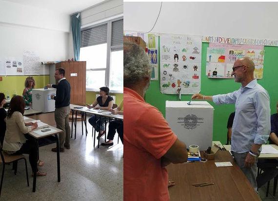 Elezioni Giulianova, alle 19 affluenza in netto calo (32,5%). Digos al seggio 10 dell'Annunziata I DATI NELLE SEZIONI