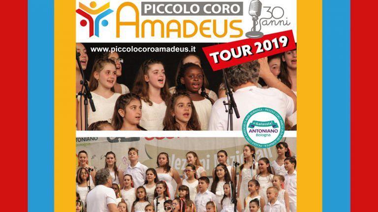 CONCERTO Piccolo Coro Amadeus Domenica 30 Giugno Valle Castellana (TE) REPERTORIO ZECCHINO D'ORO E COVER MUSICA POP ITALIANA ED INTERNAZIONALE