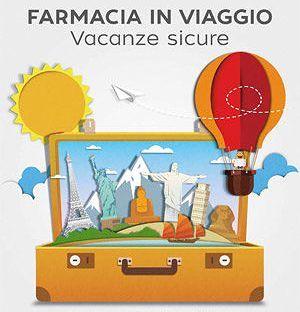 """""""Farmacia in viaggio"""": la campagna di sensibilizzazione, arriva anche in Provincia di Teramo ECCO DOVE"""