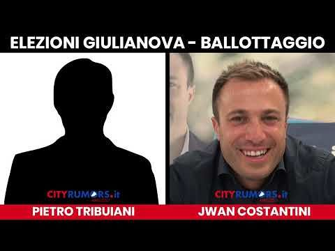 Elezioni Giulianova, intervista doppia Costantini-Tribuiani VIDEO