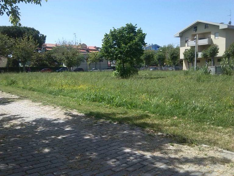 Giulianova, la prima domenica 'd'estate' tra incuria e erba alta LA SEGNALAZIONE