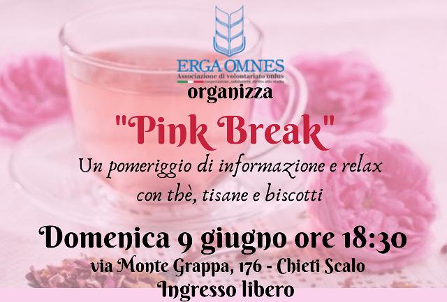 Chieti, 'Pink care & empower yourself': presentazione del progetto di Erga Omnes sul tumore al seno