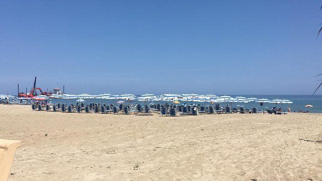 Alba Adriatica, sempre meno spiagge libere: la riflessione del M5S