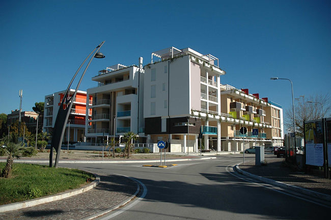 Giulianova, via i sigilli dal Condominio Orsini 63