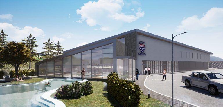 Roccaraso, piscine, curling e medical center: pronto un progetto da 6,8 milioni