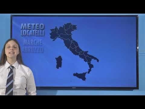 Previsioni del tempo di giovedì 6 giugno VIDEO