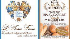 L'ANTICO FORNO & IL MASTRO FORNAIO Tommaso Rapini Prodotti da forno Dolci Tradizionali S.Omero (TE) e Folignano (AP)