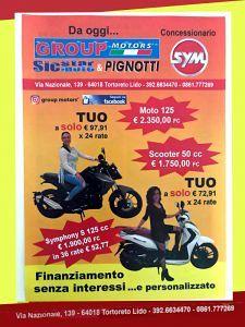 SICSTAR MOTO - Group Motors Nuova Sede a Tortoreto Novità su 2 Ruote?Tante Occasioni E CHI SA MAGARI PURE UN REGALO!